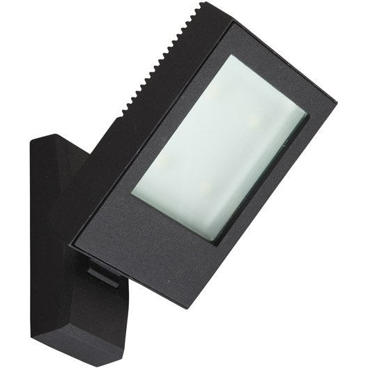 Applique montante ext rieure jade led int gr e 4 w 180 for Applique exterieur terrasse