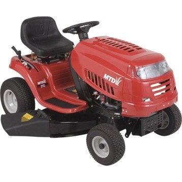 Tracteur de pelouse éjection latérale MTD RF 125, 344cm3