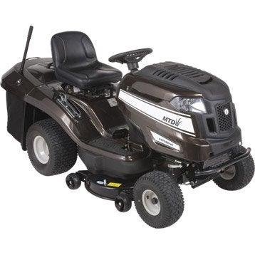 Tracteur de pelouse éjection arrière MTD LTEX 105 A, 656cm3