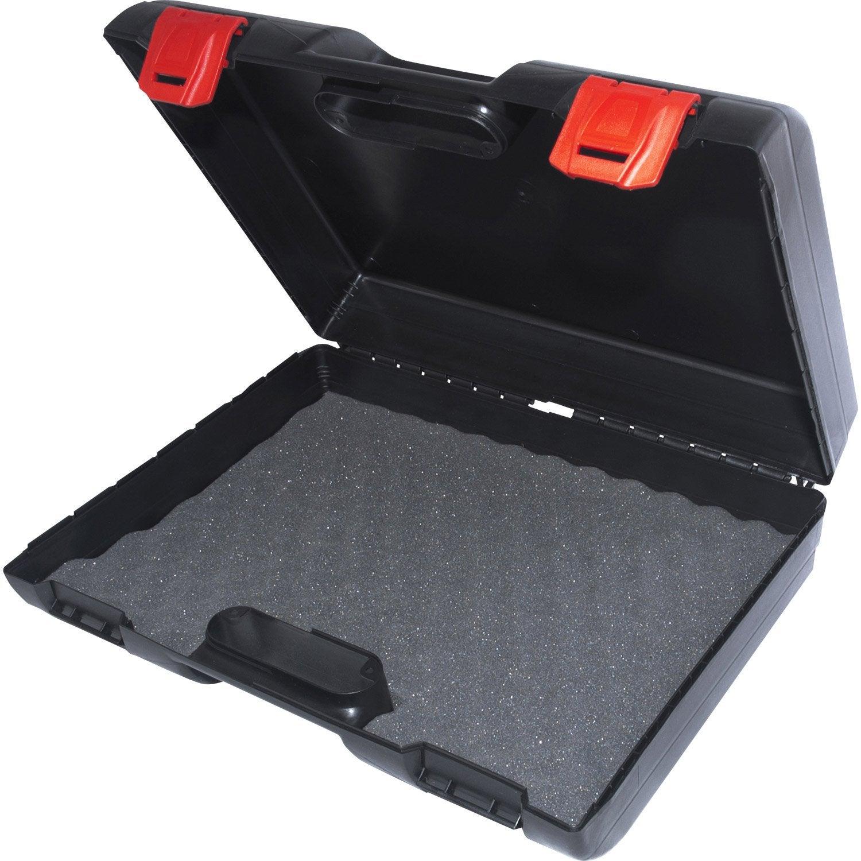 valise outils electroportatif cm leroy merlin. Black Bedroom Furniture Sets. Home Design Ideas
