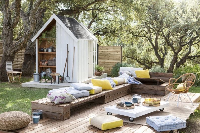 Un abri de jardin pratique et esthétique