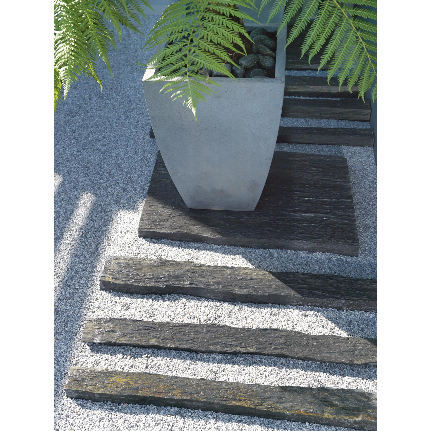 Deco Bordure Jardin Trendy Deco Pierre Jardin With Deco Bordure  # Bordure De Jardin Grise