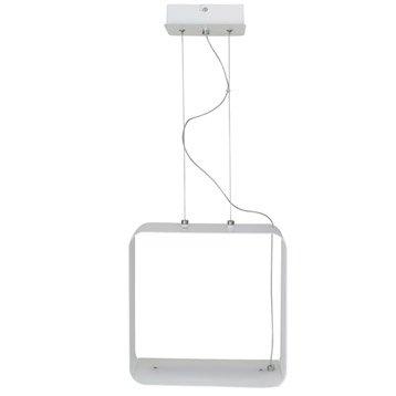 Suspension Design Ikari métal blanc 1 x 20 W INSPIRE
