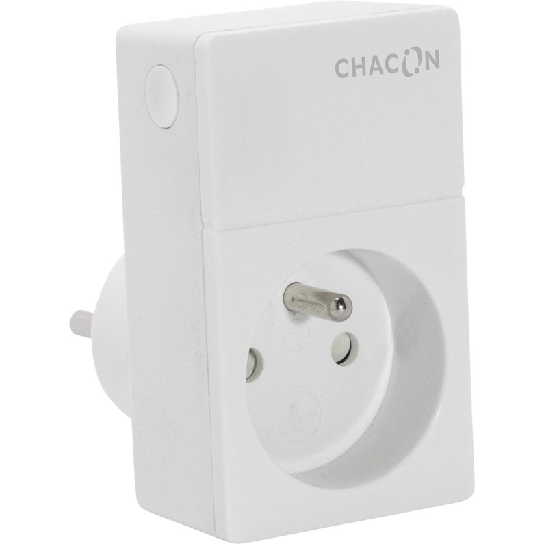 Prise Wifi Intérieure Chacon 3500 W