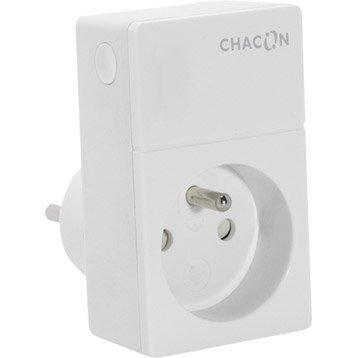 Prise télécommandable intérieure CHACON