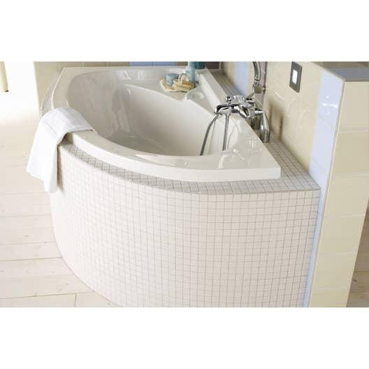 panneau pr t carreler lux elements 60 x 250 cm p 3 mm leroy merlin. Black Bedroom Furniture Sets. Home Design Ideas