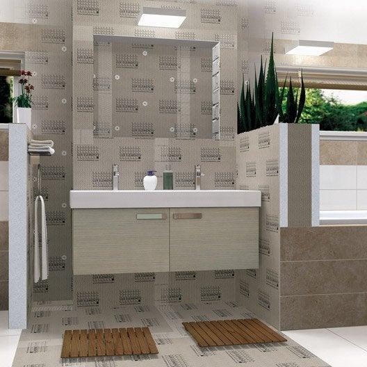 panneau et tablier pr t carreler pour salle de bains. Black Bedroom Furniture Sets. Home Design Ideas