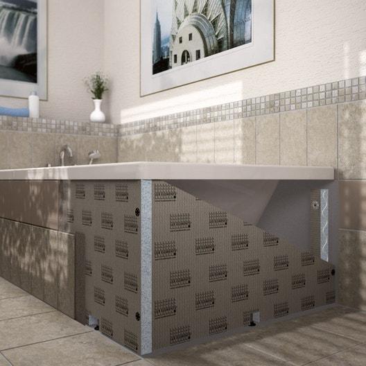 Circuit Dedie Salle De Bain ~ comment installer une baignoire baln o leroy merlin