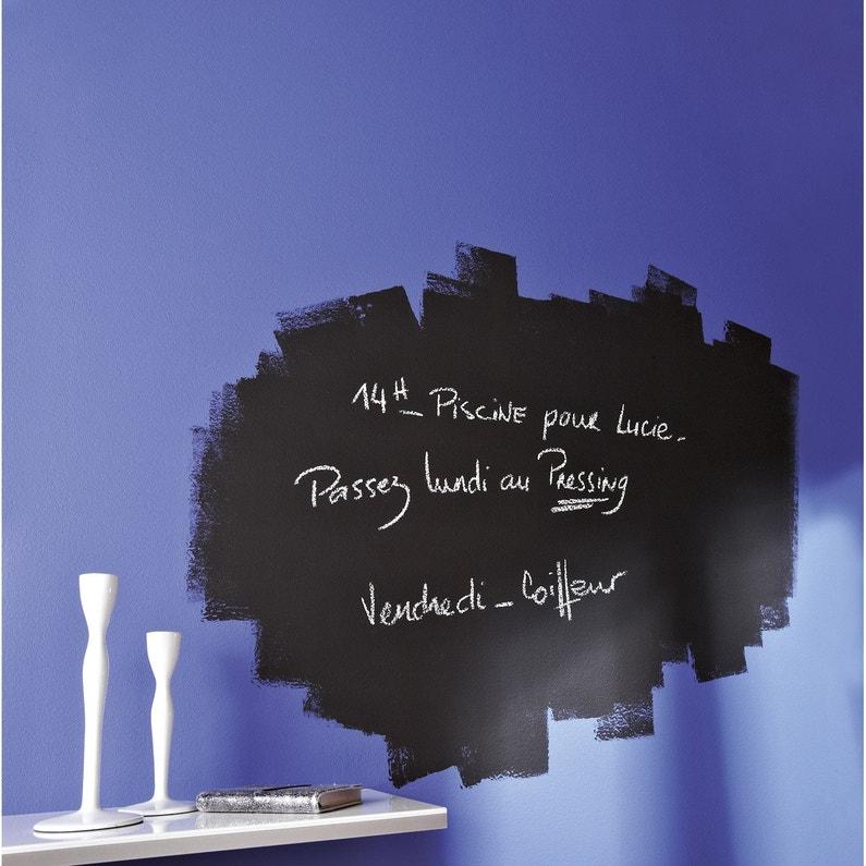 Peinture Tableau Craie Noir Mat Maison Deco Gribouille 0 5 L