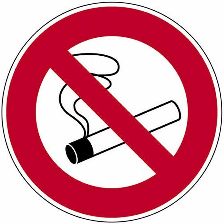 Disque D Fense De Fumer En Plastique Leroy Merlin