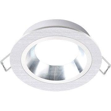 Anneau pour spot à encastrer Galim fixe sans ampoule INSPIRE aluminium