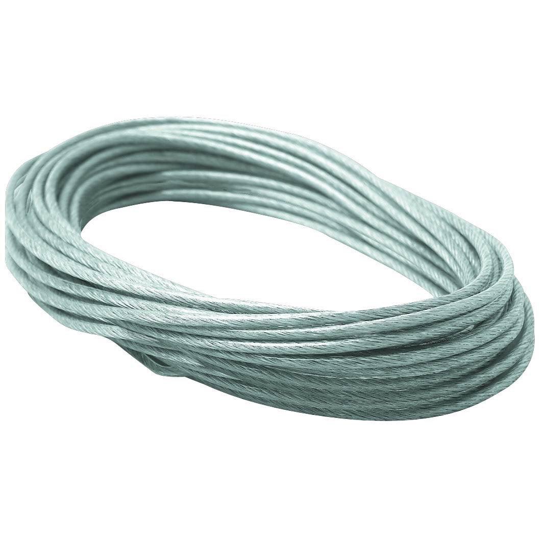 câble led urail plastique clair 0 paulmann  leroy merlin