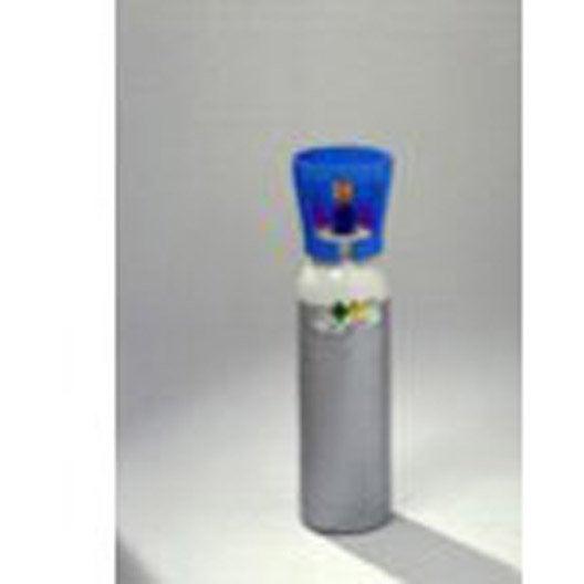 lot bouteille + gaz (1er équipement) de gaz oxygène | leroy merlin