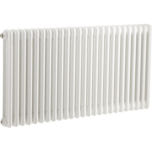 radiateur chauffage central acier tesi 3 blanc opaque. Black Bedroom Furniture Sets. Home Design Ideas