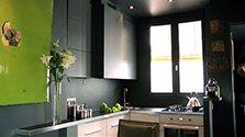 45 m² spacieux et colorés