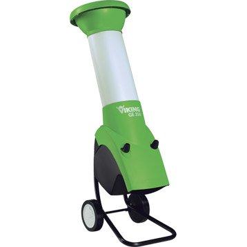 Broyeur de végétaux électrique VIKING, 2500 W