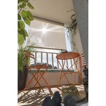 store de balcon manuel artens balcony semi coffre alu l x avanc e 3m. Black Bedroom Furniture Sets. Home Design Ideas