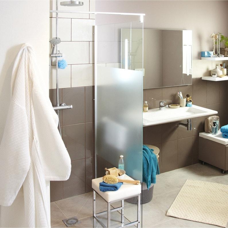 paroi de douche l 39 italienne cm verre s rigraphi 6. Black Bedroom Furniture Sets. Home Design Ideas