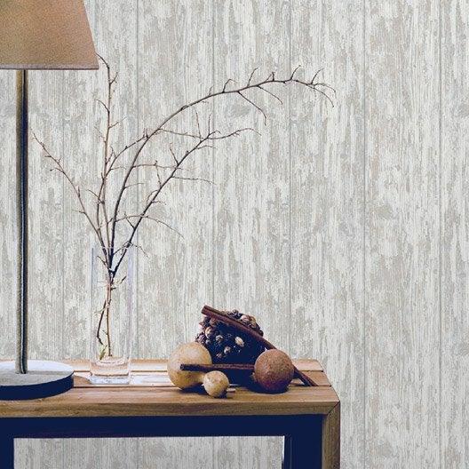 papier peint sur papier planche bleu larg m leroy merlin. Black Bedroom Furniture Sets. Home Design Ideas