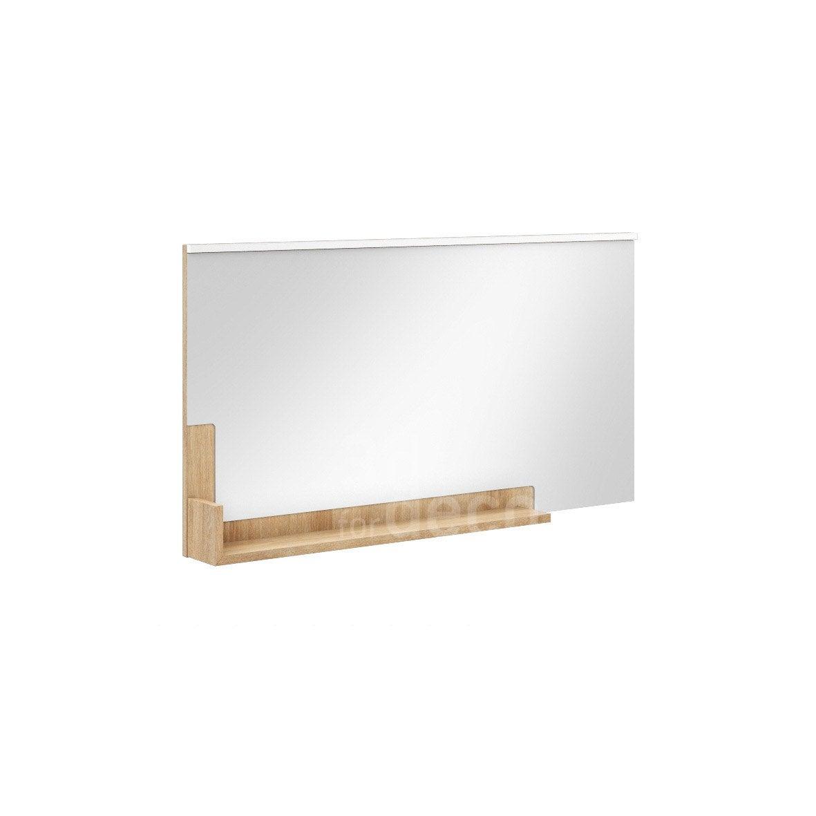 miroir avec eclairage integre l 120 cm eden Résultat Supérieur 16 Merveilleux Miroir Avec Eclairage Integre Photographie 2017 Kdh6
