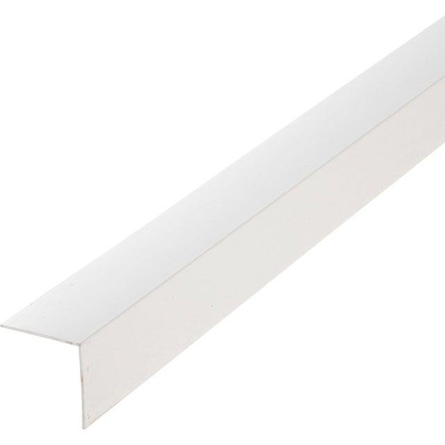 Cornière Pvc Blanc 60 X 60 Mm L26 M