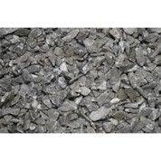 Graviers solance en pierre naturelle, gris, 2.5/5 mm, 25 kg