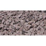 Graviers pierre naturelle rose Rose violet 8/14mm, 25 kg
