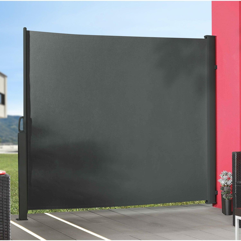 panneau textile occultant sunslid 5 x cm. Black Bedroom Furniture Sets. Home Design Ideas
