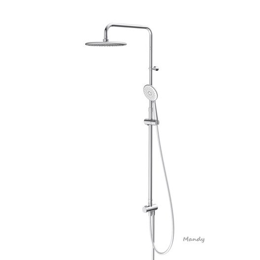 Barre et colonne de douche salle de bains au meilleur - Colonne de douche bain ...