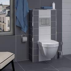 pack wc suspendu b ti universel ideal standard idealsoft. Black Bedroom Furniture Sets. Home Design Ideas