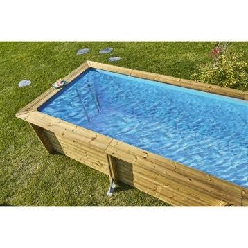 Piscine hors sol piscine bois gonflable tubulaire for Piscine hors sol 2 5 m