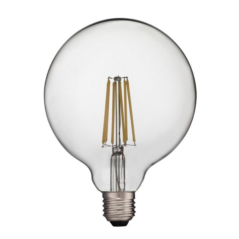 Ampoule Led à Filament Globe 120 Mm E27 1521 Lm 100 W Blanc Neutre Lexman