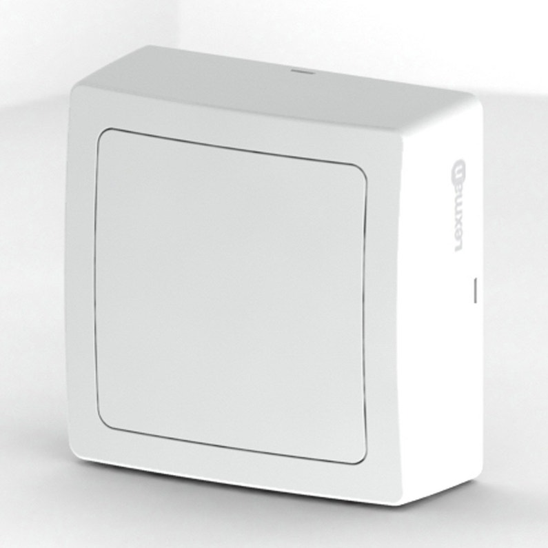 Boîte De Dérivation Saillie Lexman Opus Blanc