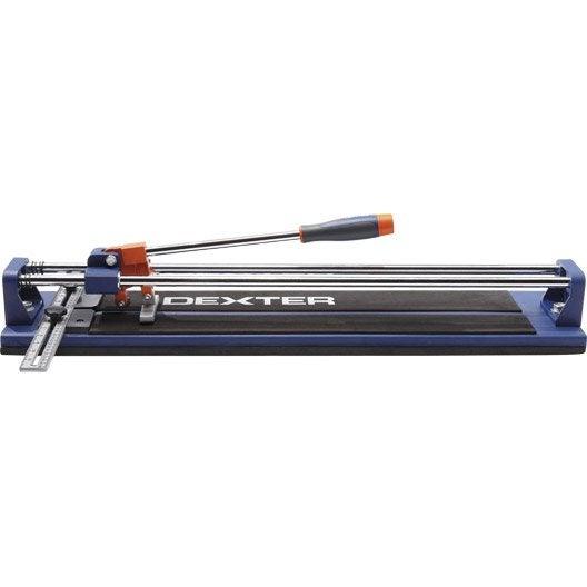 Coupe-carreaux professionnel DEXTER, L.430 mm