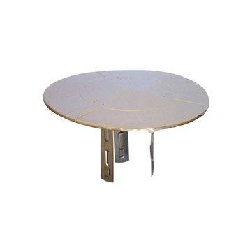 Chapeau pare-pluie simple TSO 83 mm