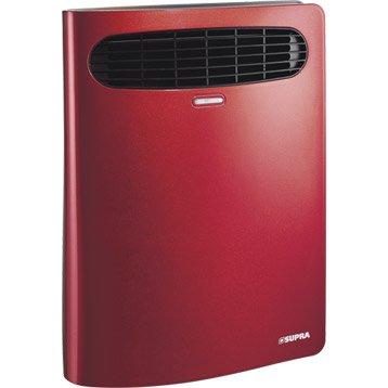 Radiateur soufflant salle de bain SUPRA Book 1 06 2000 W