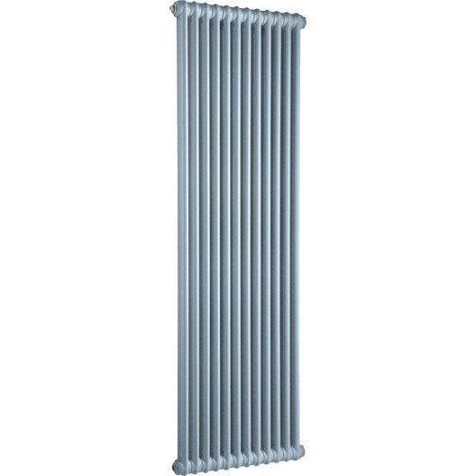 Radiateur chauffage central tesi bleu cm 1491 w for Dimensionnement radiateur chauffage central