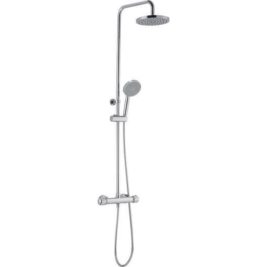 colonne de douche led leroy merlin