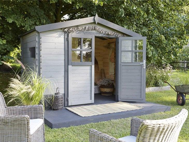Installer un abri de jardin leroy merlin - Abri de jardin leroy merlin ...