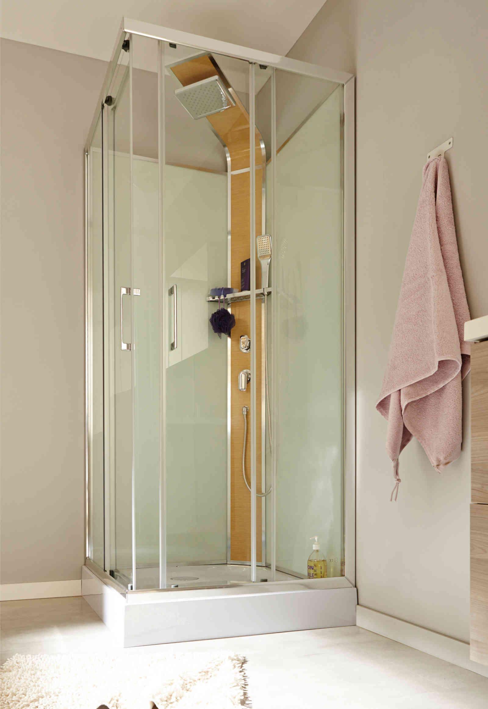 Robinet mitigeur mural salle de bain for Equipement salle de bain douche