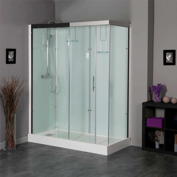 Comment choisir sa cabine de douche ? | Leroy Merlin