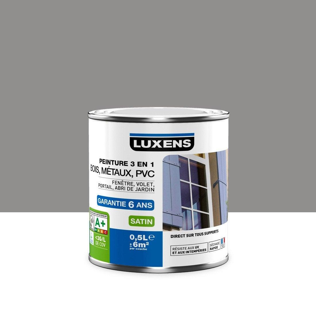 1 5 Multimatériau LuxensGris L Extérieur Peinture 3 Galet En N°30 SUzVMp