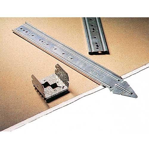 Isolation isover knauf ursa isolation thermique mur for Suspente knauf