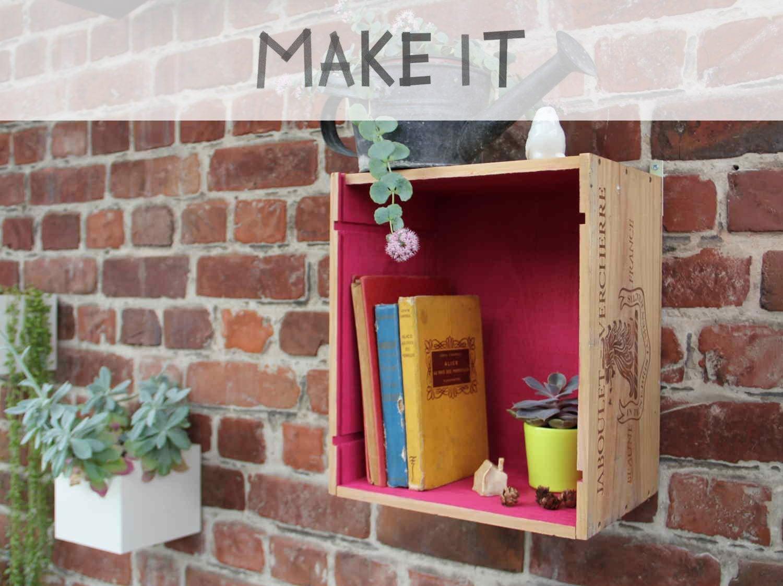 DIY : Créer des étagères pratiques et colorées