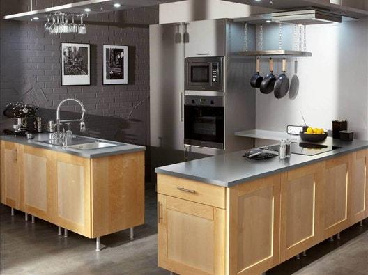 Meuble de cuisine leroy merlin for Amenager sa cuisine 3d