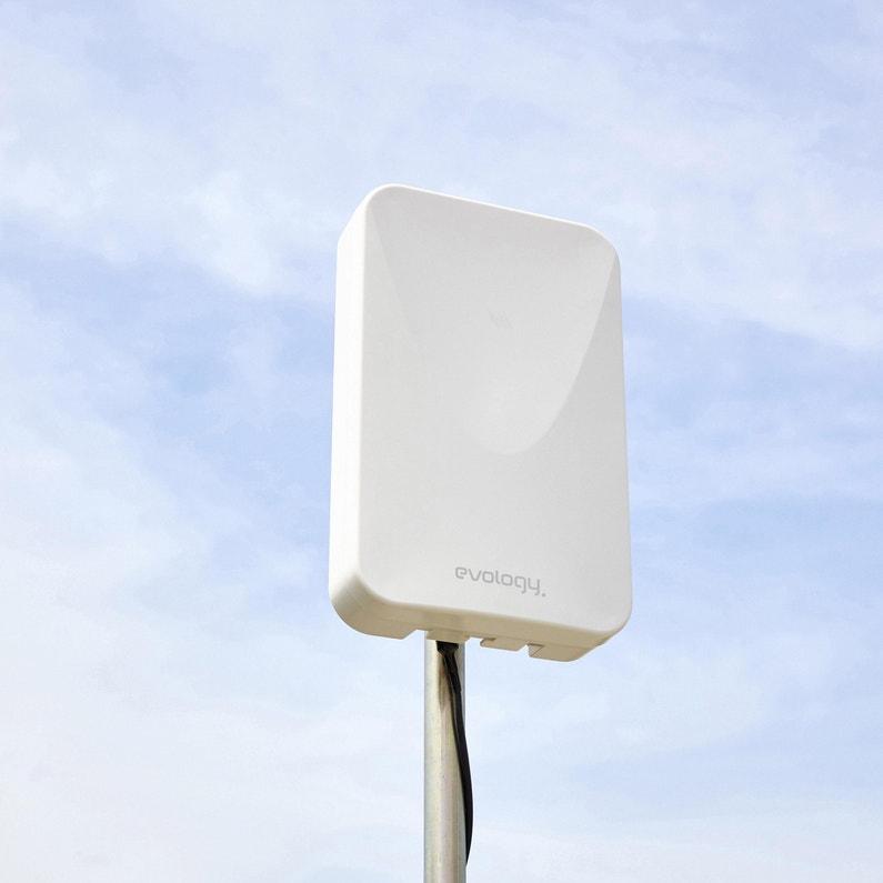 Antenne Tv Extérieure Tnt Hd Evology 36 Db Leroy Merlin