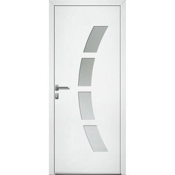 Porte D Entrée Porte Aluminium Pvc Bois Porte