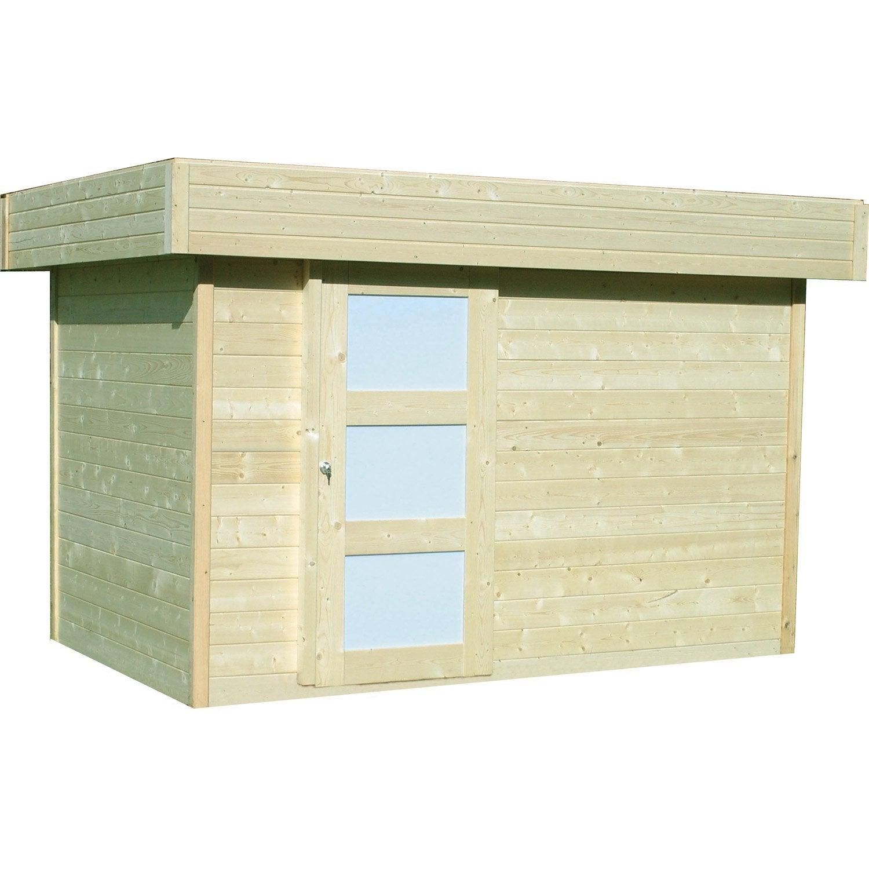 montage abri de jardin bois leroy merlin free les. Black Bedroom Furniture Sets. Home Design Ideas