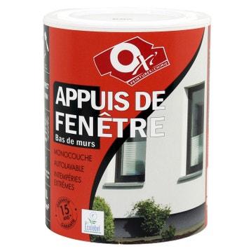 Peinture Faade Crpi De Faade Appui De Fentre Et Soubassement