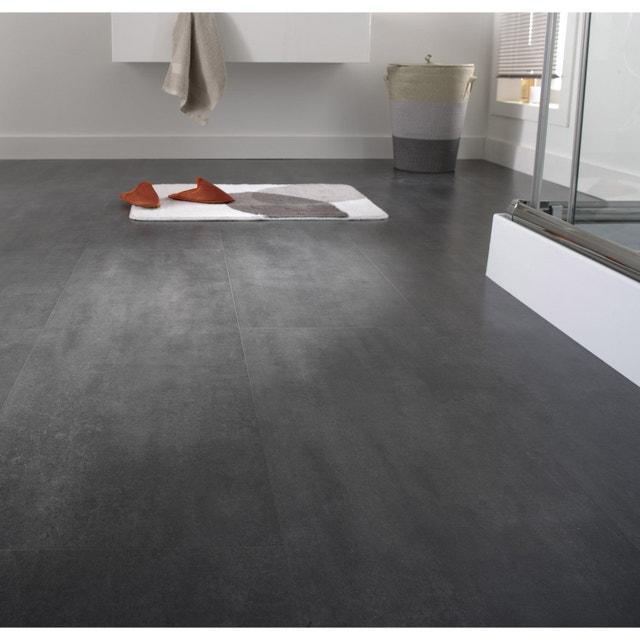 Des carreaux de ciment et un sol stratifi dans la cuisine - Sol stratifie cuisine ...